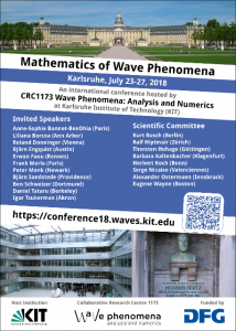 Poster of this conference
